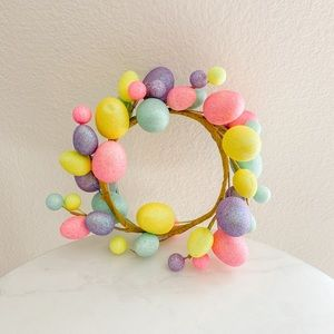 Bath and body works Easter egg wreath